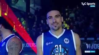 Juego de las Estrellas 31 - Vivo TyC Sports - Presentación Equipo Azul