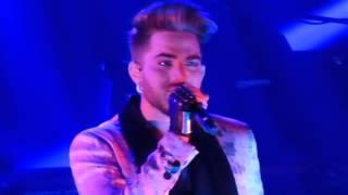 Adam Lambert Fillmore Detroit After Hours HD  TOH Tour  03-25-2016