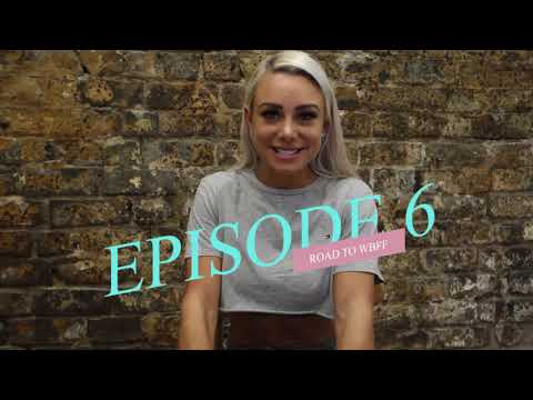 EP 6: UPDATE & LEG DAY - COMP PREP SERIES: WBFF Worlds with Lauren Simpson