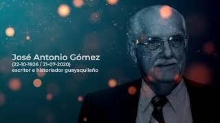 Personajes que nuestra cultura extrañará | José Antonio Gómez Iturralde