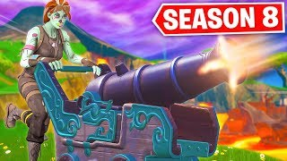 I TOOK A CANNON TO THE FINAL ZONE  +  Season 8 First Thoughts