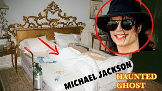 Michael Jackson's Ghost Speaks to me at His House