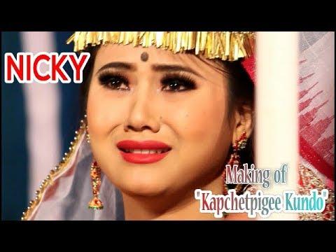 Behind the Scene of Kapchetpigee Kundo   Upcoming Manipuri Feature Film of 2019
