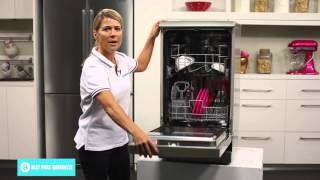 Haier HDW9TFE3SS Compact Dishwasher appliance overview by product expert - Appliances Online
