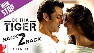 Back2Back  Ek Tha Tiger  Salman Khan  Katrina Kaif