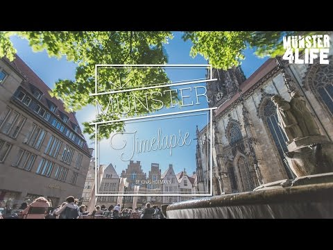 Münster 4 Life Timelapse PT.7 (2014 – 4K Version)