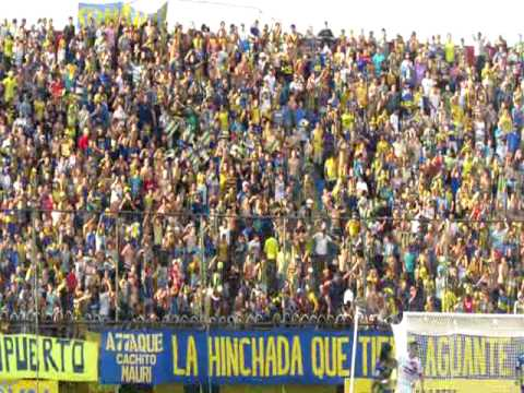 """""""Hinchada contra Carapegua 02-09-12"""" Barra: Chancholigans • Club: Sportivo Luqueño"""