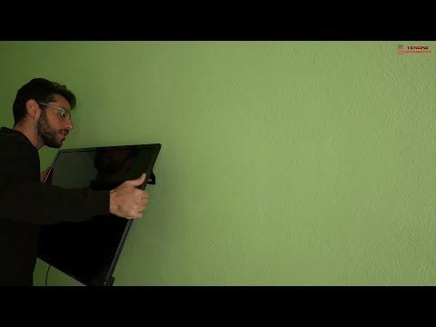Come appendere la TV alla parete di casa