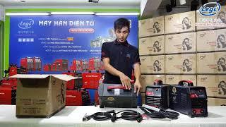 Video test thử máy hàn que điện tử Legi LG-200HD từ Hàn Quốc