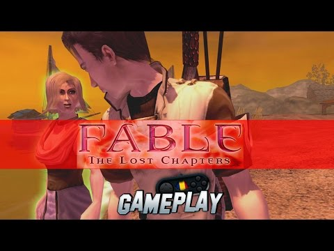 fable the lost chapters pc manette xbox 360