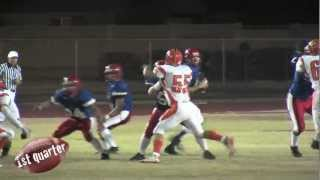 High School Football Highlights - Corona Del Sol vs Mountain View