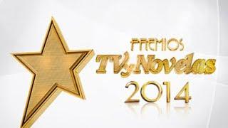 La Reseña De Los Premios TVyNovelas 2014