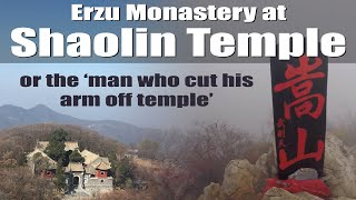 preview picture of video 'Erzu Buddhist Monastery at Shaolin Temple   Doug Swift Loves Kung Fu'