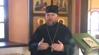 Священник Игорь Зырянов (бывший протестантский пастор).Интервью