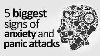 5 Signs And Symptoms Of Anxiety & Panic Attacks