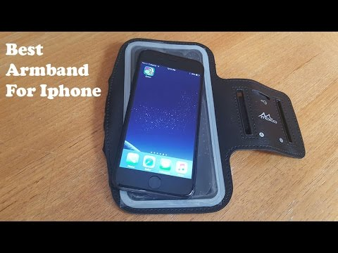 Best Iphone 7 / Iphone 7 Plus Armband for Running Case - Fliptroniks.com