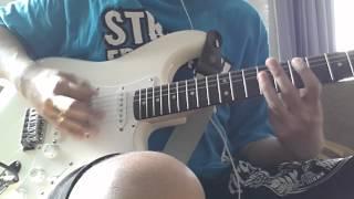 Strife-blistered (guitar cover)