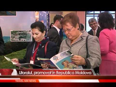 Litoralul, promovat în Republica Moldova