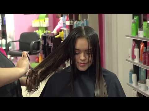 ¿Cómo cortar de forma fácil las puntas del cabello?