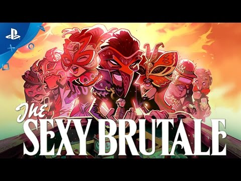The Sexy Brutale - Gameplay Trailer | PS4 thumbnail