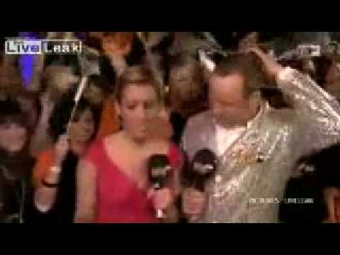 Dowcip niemieckiego prezentera Eurowizji