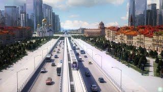 Город Будущего создан за 500 миллиардов  евро