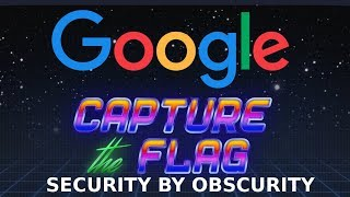 Google CTF: Beginner Quest: SECURITY BY OBSCURITY (ZIP Archive Compression)