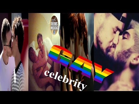 Top 5 Celebrity they are actually gay? You can't believe  || 2018
