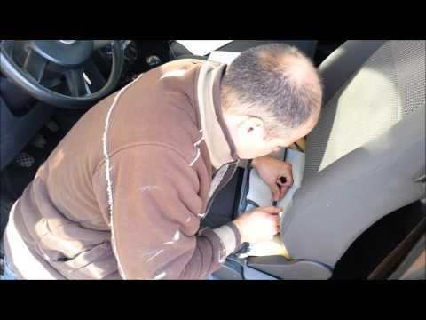 Sitzheizung nachträglich in einen VW Fox einbauen