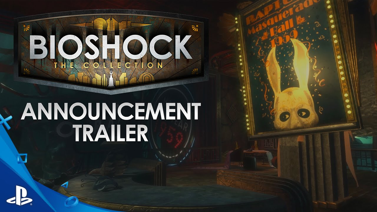 BioShock: The Collection Is Now Official