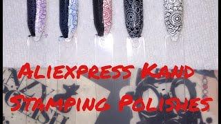 Aliexpress Kand Stamping Polish Review