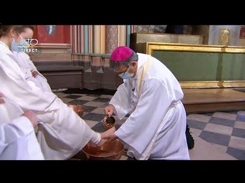 Méditation de Pâques à la cathédrale Notre-Dame de Paris