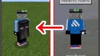 Como Tener Capas En Mcpe Mcpe Most Popular Videos - Skins para minecraft 1 8 con capa