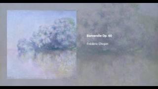 Barcarolle, Op. 60