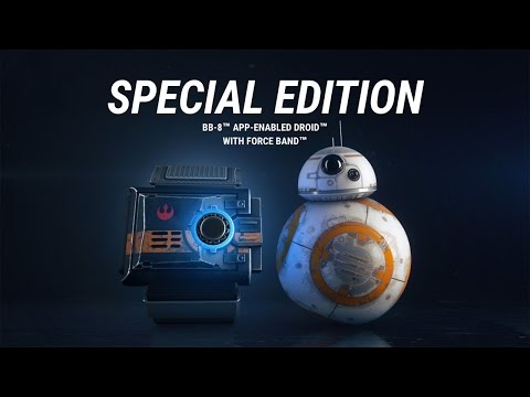 Unboxing Sphero BB-88 Force Band Mp3