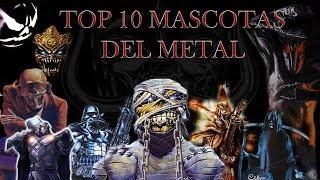 Top: 10 Mascotas del Metal - Parte 1
