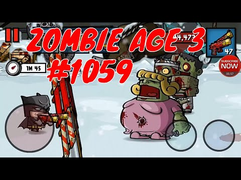 ZOMBIE AGE 3 BATMAN DEFEAT BIG MOM | Top Action Games Part 1059 by Youngandrunnnerup