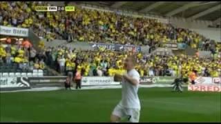 Swansea City 3-0 Norwich City