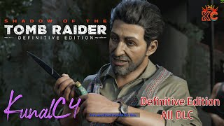 [HD] [EN] Shadow of the Tomb Raider Definitive Edition All DLC part 2
