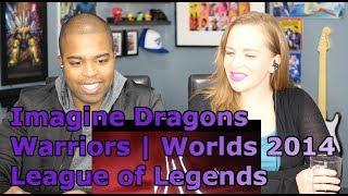 Imagine Dragons: Warriors   Worlds 2014 - League of Legends (REACTION 🔥)