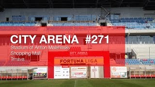 preview picture of video 'CITY ARENA - (271) 360° Video Panoráma #12 (Apríl 2015)'