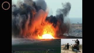 Tristan Sturm: God's Just Gaza War