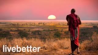 Música Africana Alegre con Tambores para Bailar