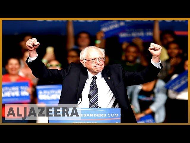 ???????? Bernie Sanders to run for US president in 2020   Al Jazeera English