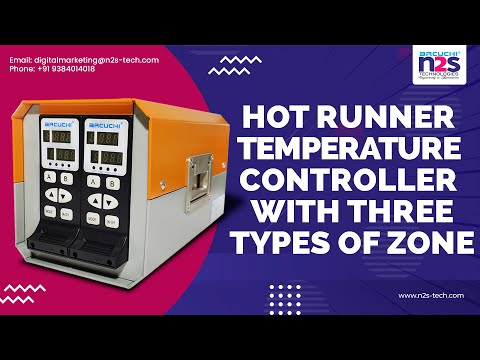 Hot Runner Temperature Controller