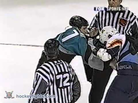 Bryan Marchment vs Brad Ference