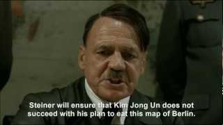 Hitler plans to defeat Kim Jong Un