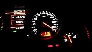 Audi A8 W12, acceleration 0-200 km/h - Most Popular Videos