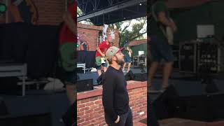 Direct Hit   They Came For Me Live Version Video Up Close At FEST 17 2018 Gainesville Florida
