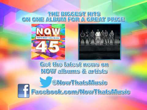NOW 45 Feat. P!NK, Flo Rida, Maroon 5, Taylor Swift & More! - Now That's What I Call Music! (US)